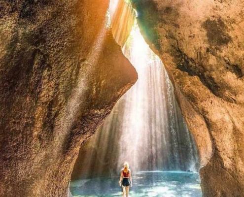 Cepung Waterfall