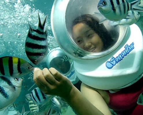 Seawalker-Bali