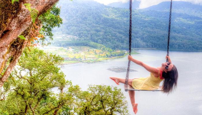 Swing Bali Tour
